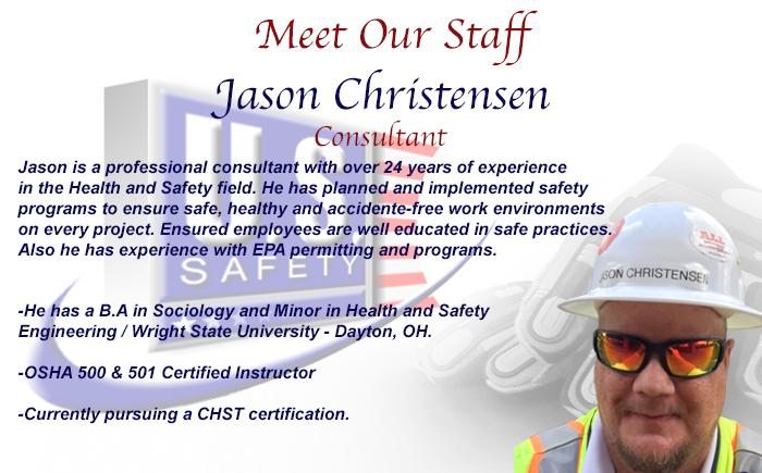 Jason Meet Our Staff