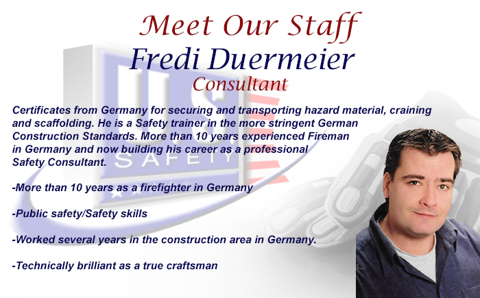 Meet Our Staff Fredi
