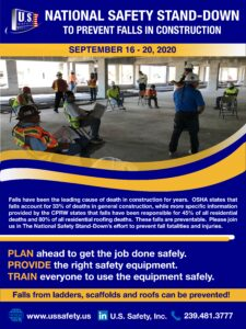 National Safety Stand-Down to Prevent Falls In Construction 2