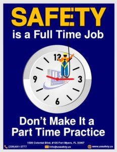 Safety Full Time